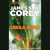 Cibola Burn Audiobook, by James S. A. Corey