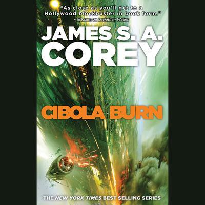 Cibola Burn Audiobook, by