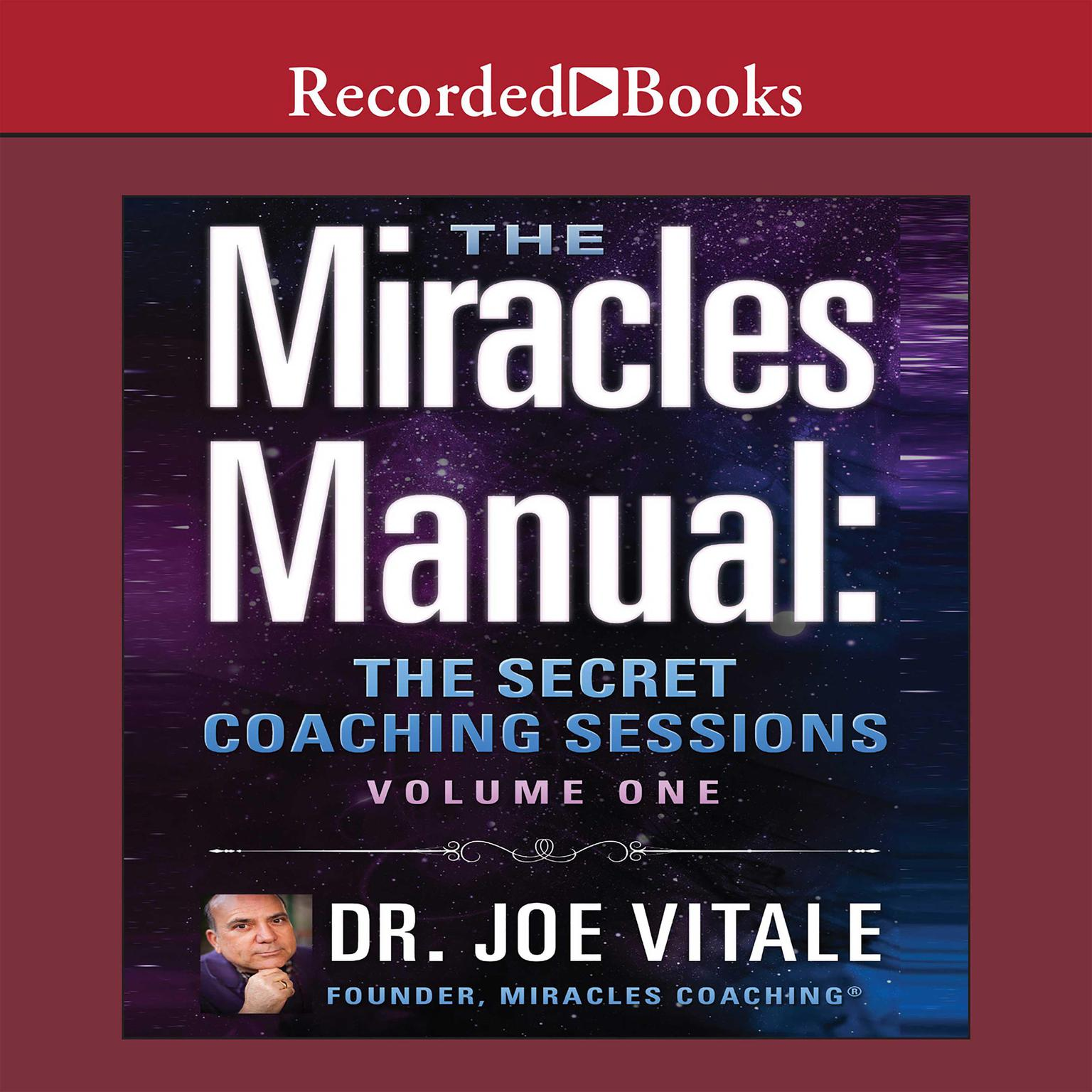 Printable Miracles Manual: The Secret Coaching Sessions, Volume 1 Audiobook Cover Art