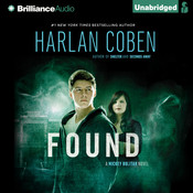 Found, by Harlan Cobe
