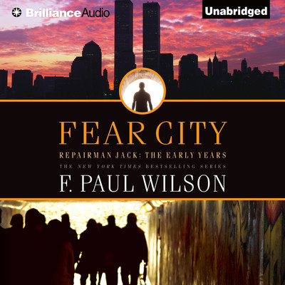 Fear City Audiobook, by F. Paul Wilson