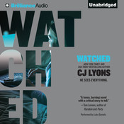 Watched Audiobook, by C. J. Lyons