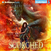 Scorched Audiobook, by Mari Mancusi