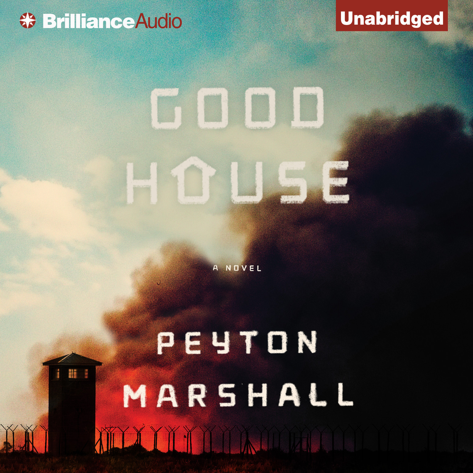 Printable Goodhouse Audiobook Cover Art