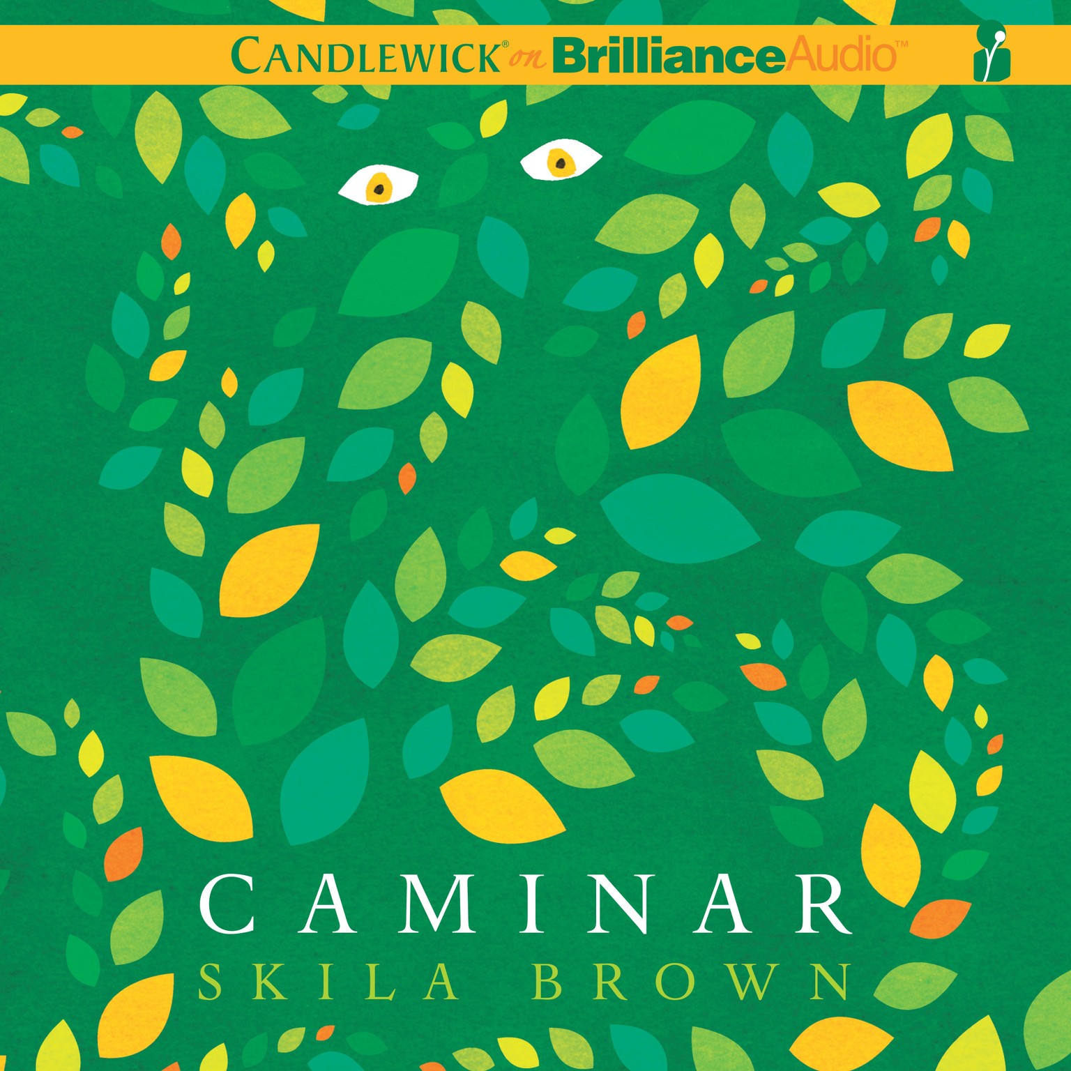 Printable Caminar Audiobook Cover Art