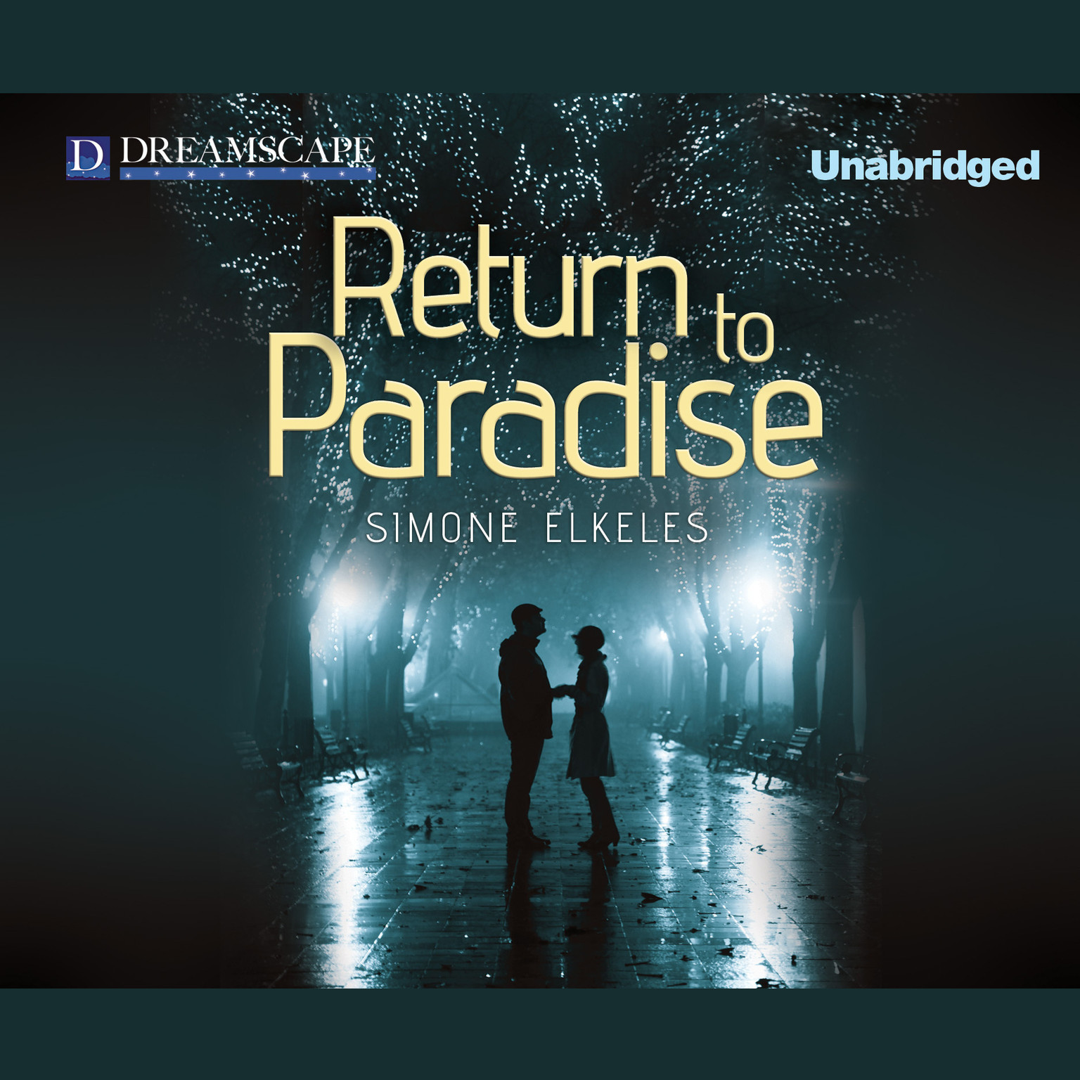 Printable Return to Paradise Audiobook Cover Art