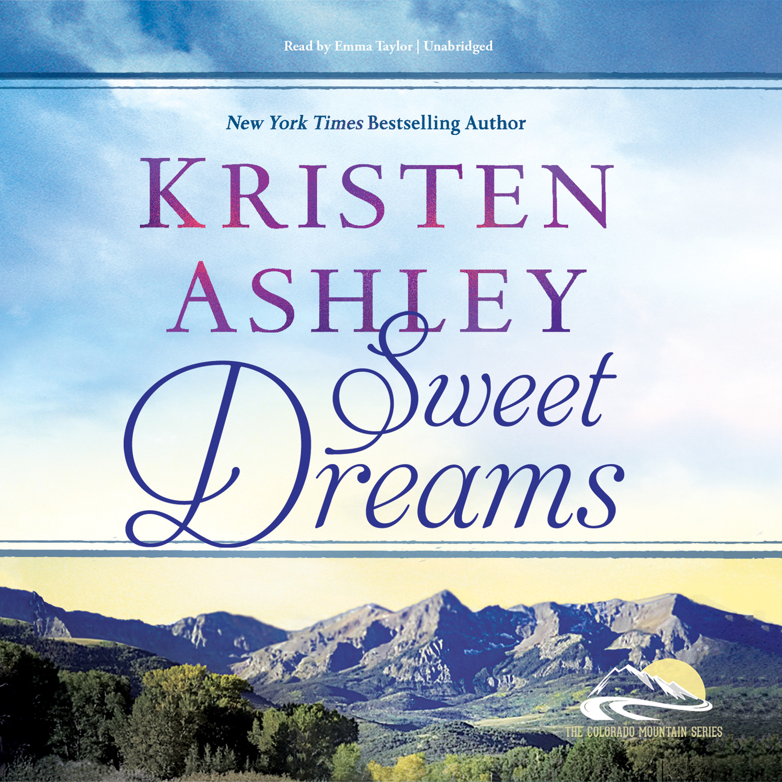 Printable Sweet Dreams Audiobook Cover Art