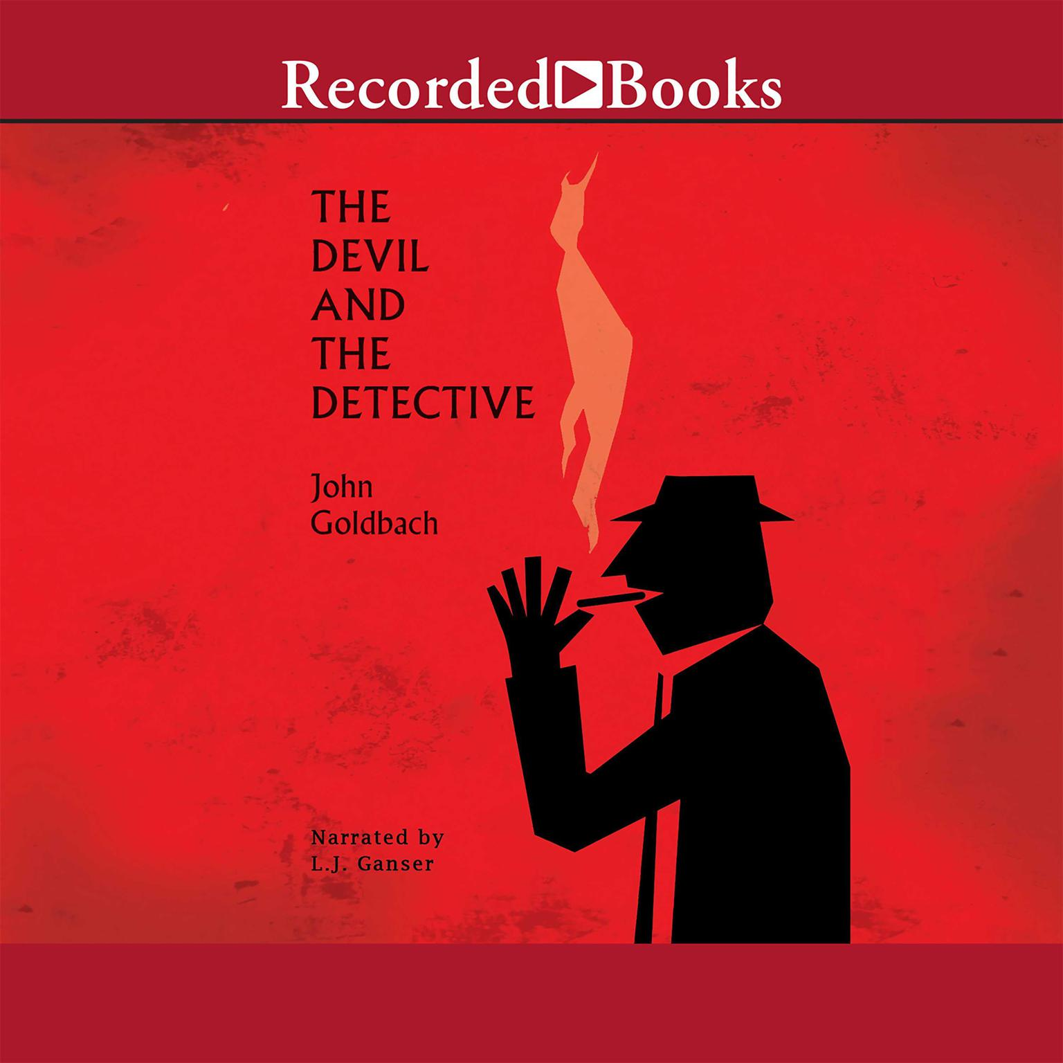 Printable The Devil and the Detective Audiobook Cover Art