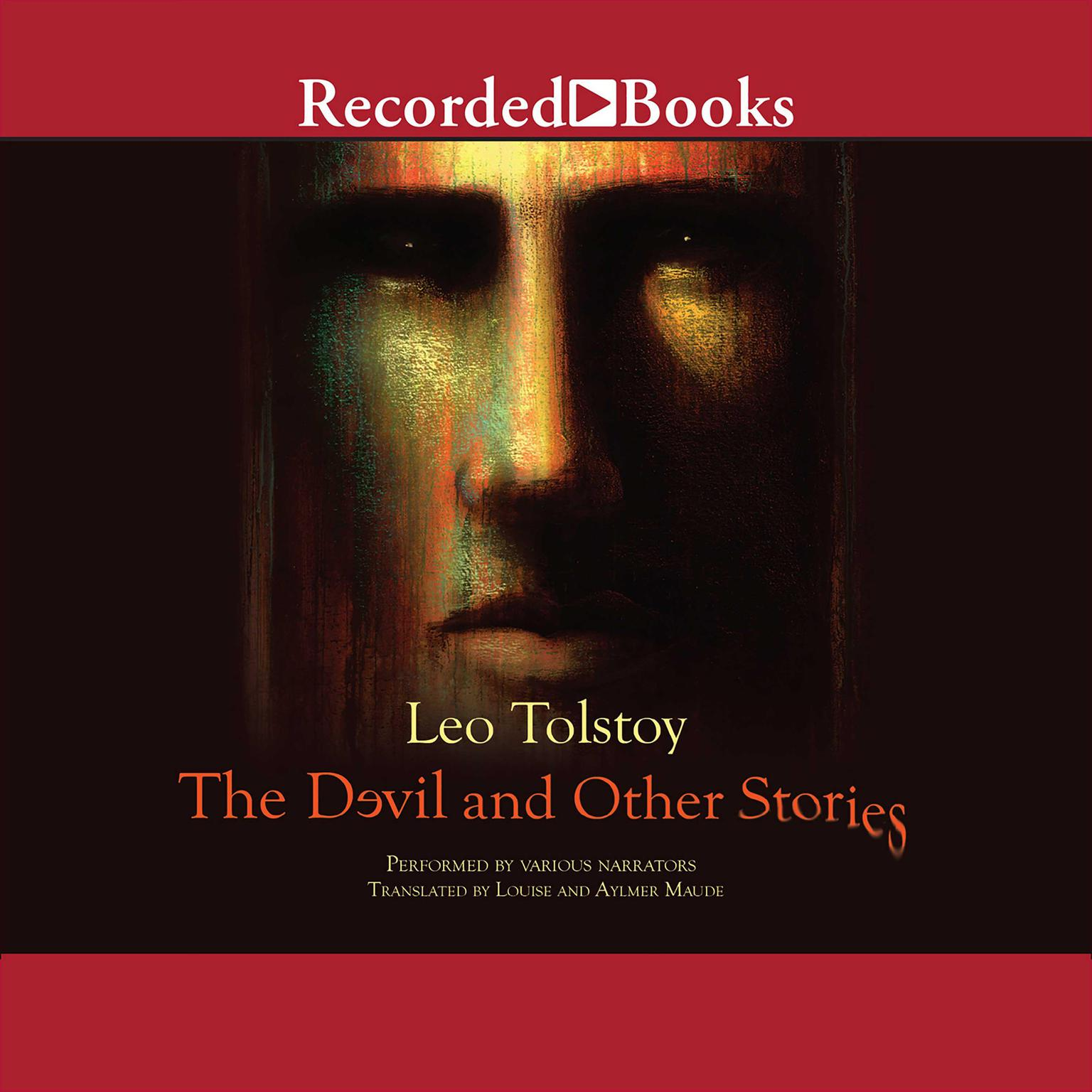 Printable The Devil and Other Stories Audiobook Cover Art