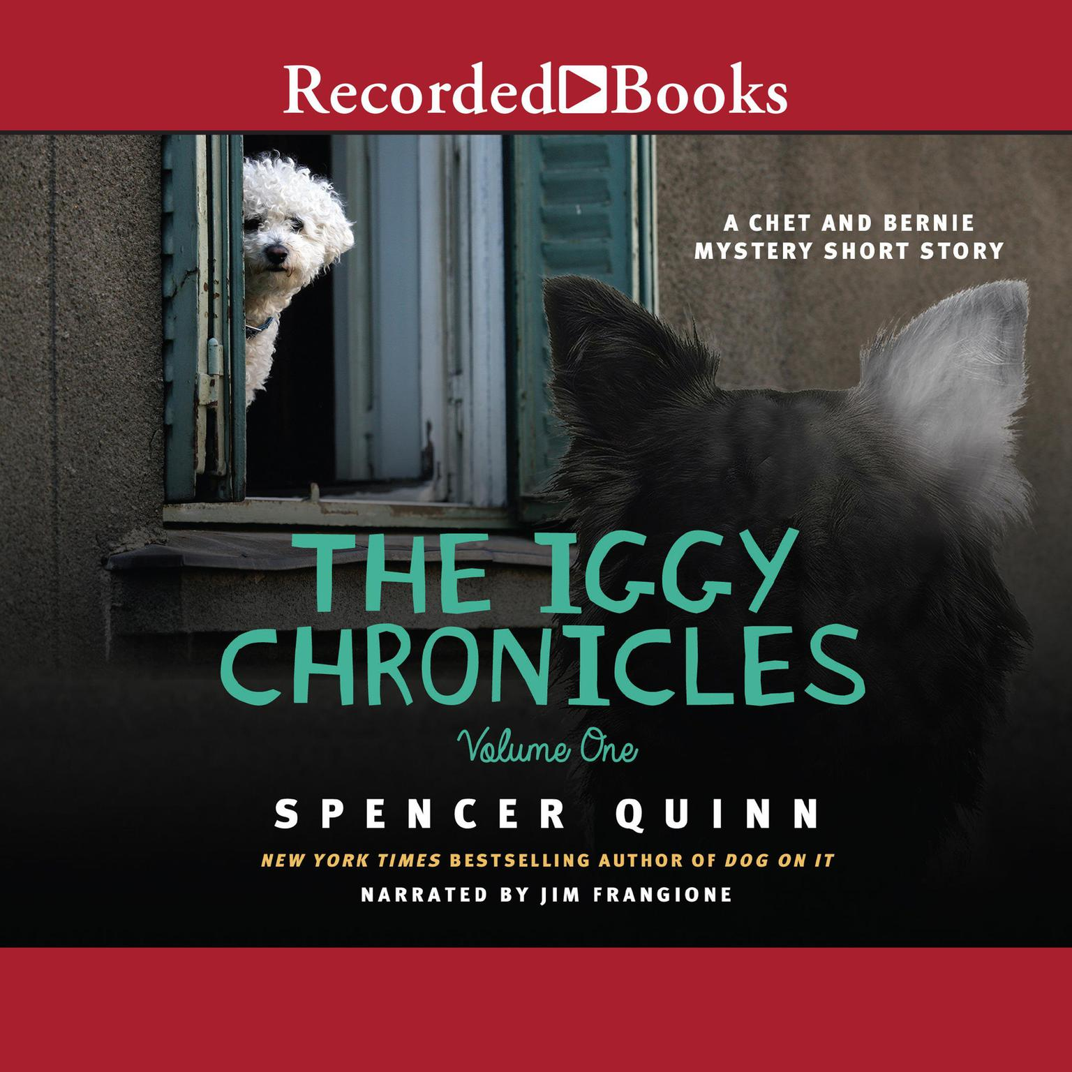 Printable The Iggy Chronicles, Vol. 1 Audiobook Cover Art