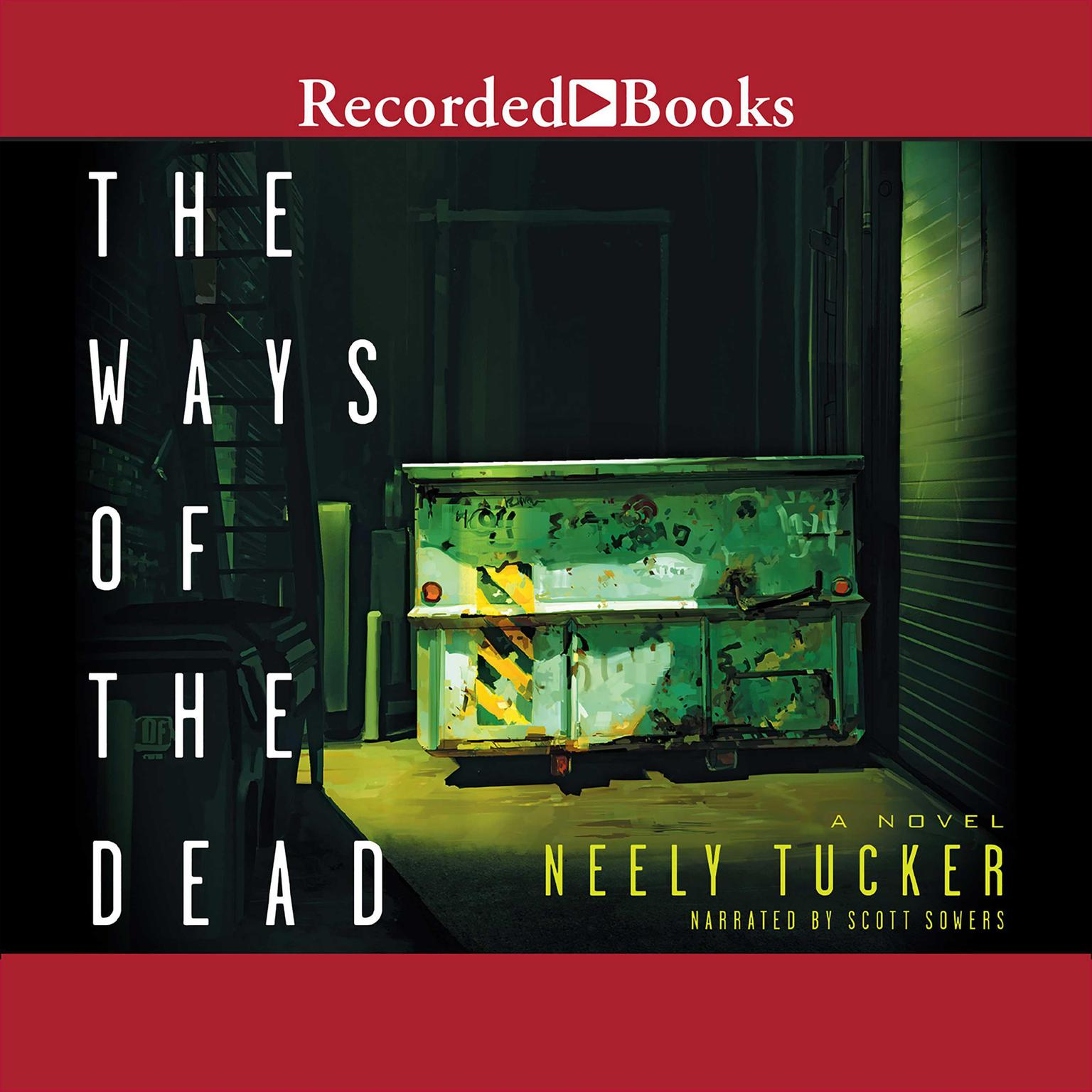 Printable The Ways of the Dead Audiobook Cover Art