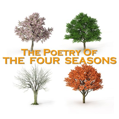 The Four Seasons: The Poems Audiobook, by various authors