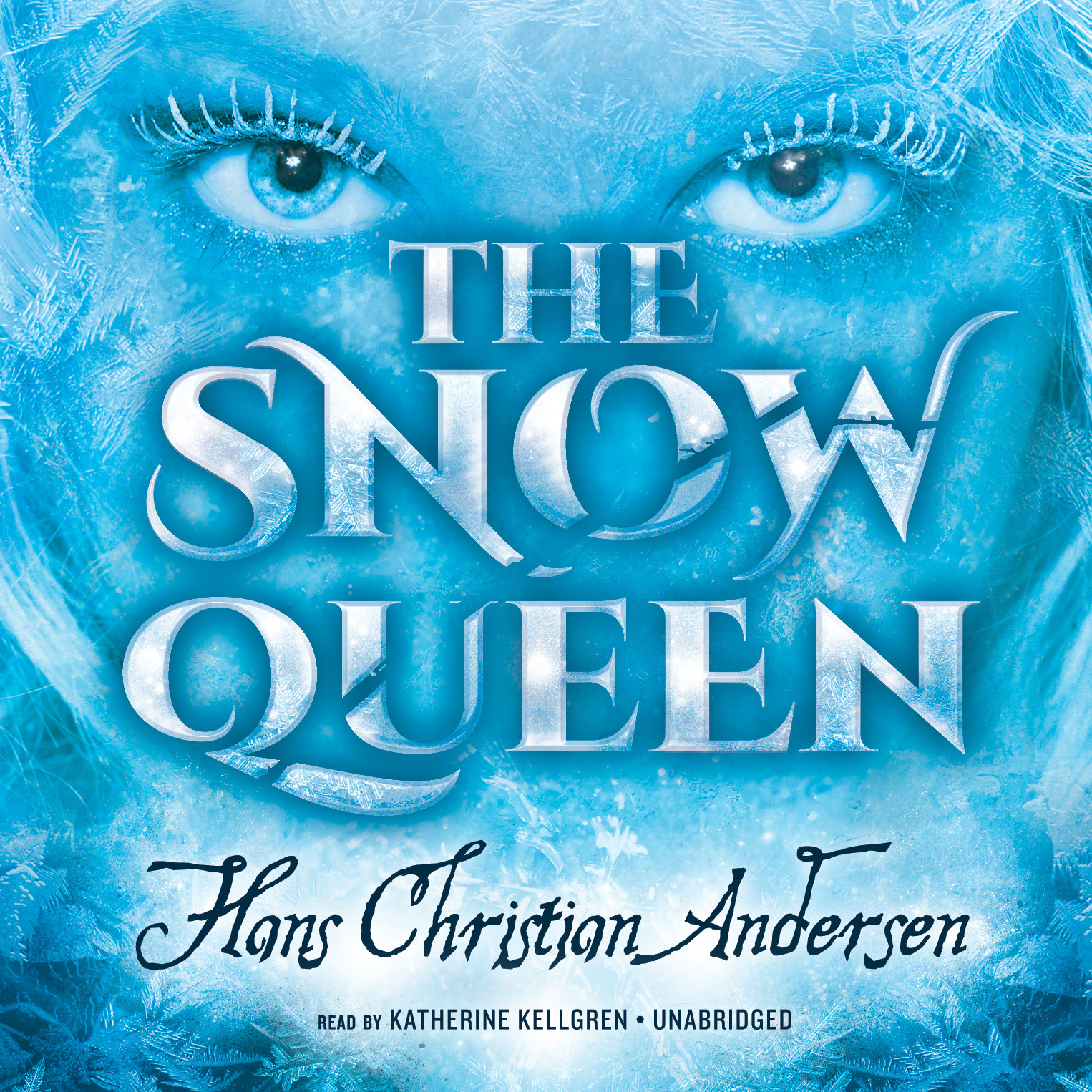 Printable The Snow Queen Audiobook Cover Art