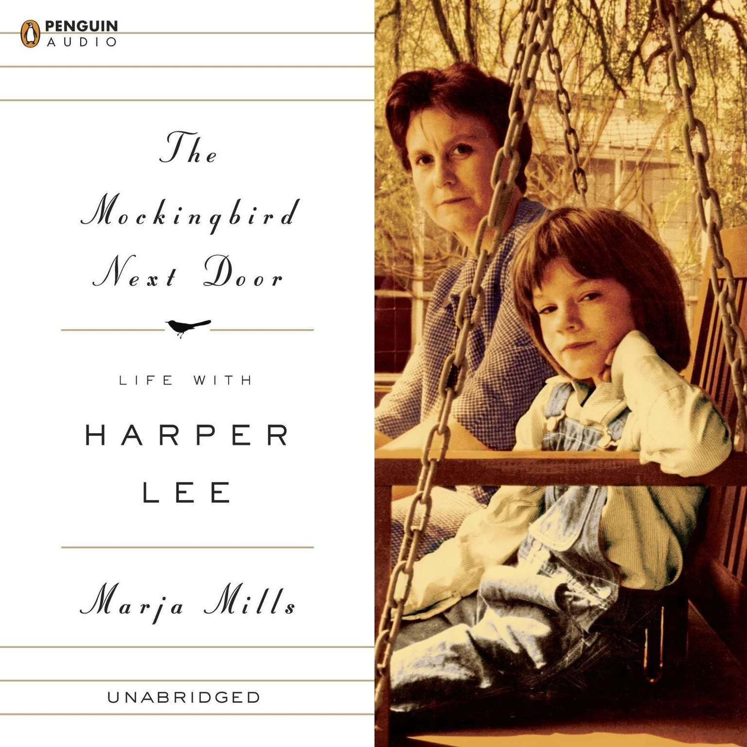 Printable The Mockingbird Next Door: Life with Harper Lee Audiobook Cover Art