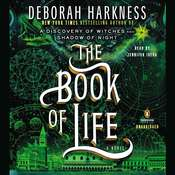 The Book of Life: A Novel Audiobook, by Deborah Harkness