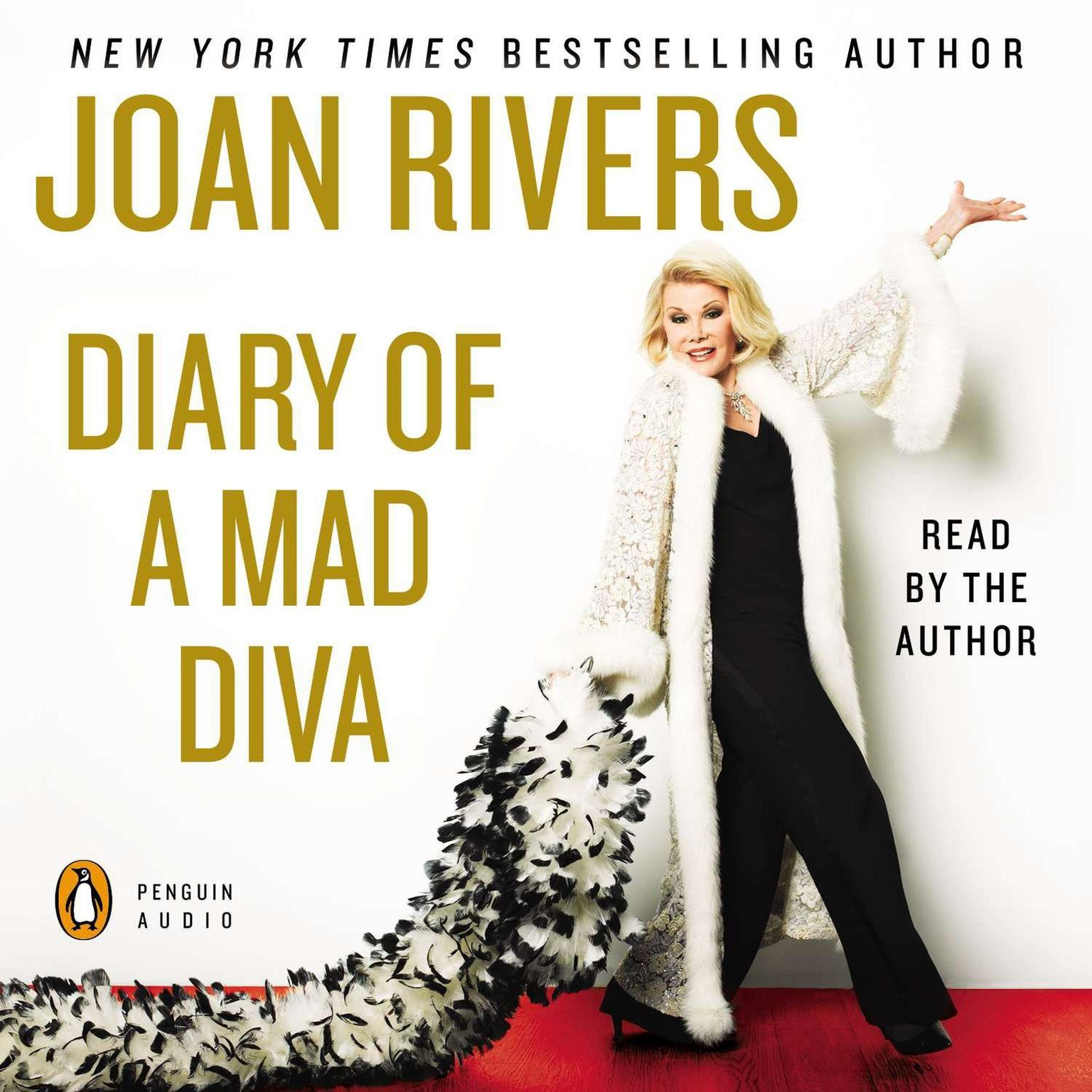 Printable Diary of a Mad Diva Audiobook Cover Art