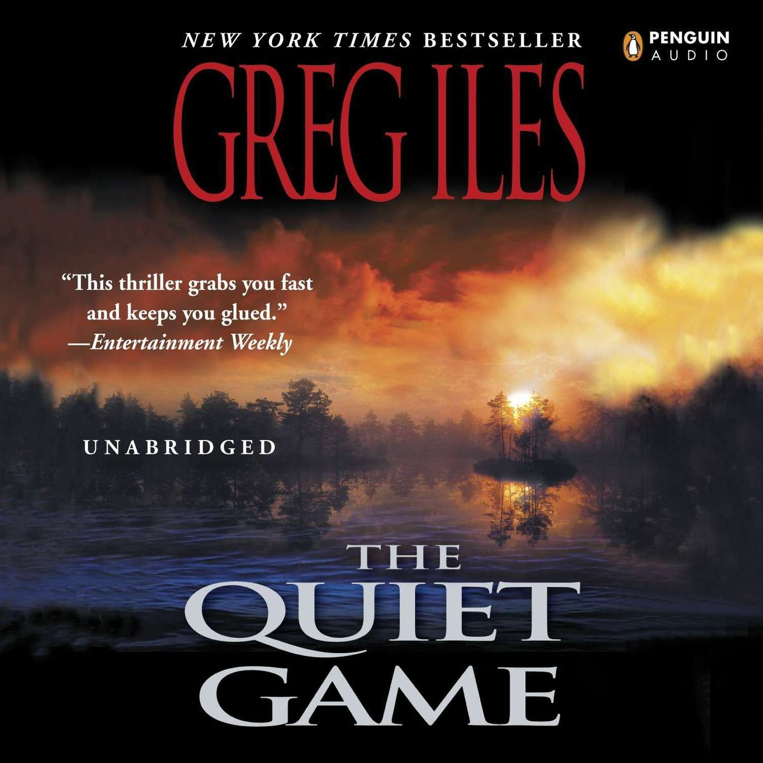 Printable The Quiet Game Audiobook Cover Art