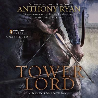 Tower Lord Audiobook, by Anthony Ryan