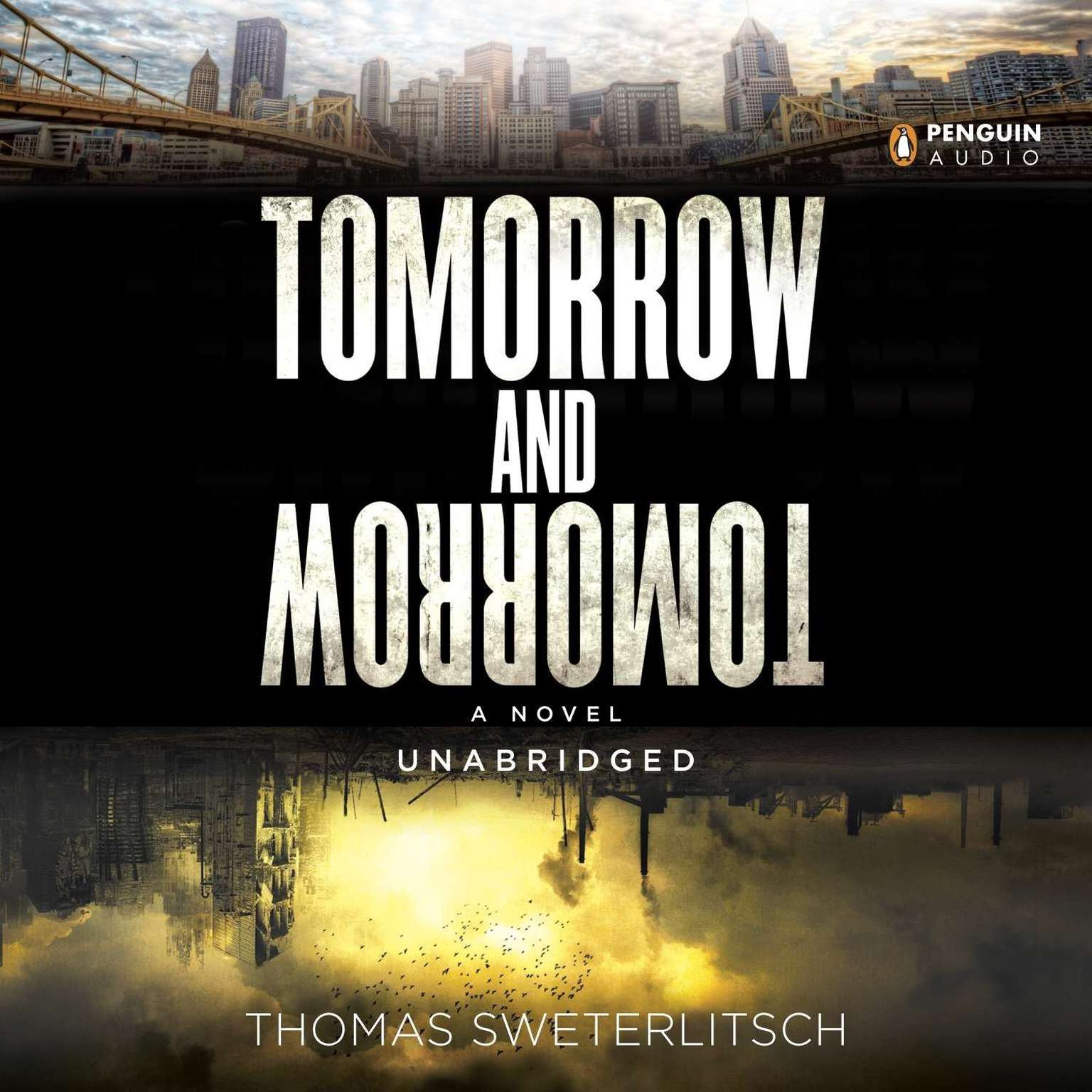Printable Tomorrow and Tomorrow Audiobook Cover Art
