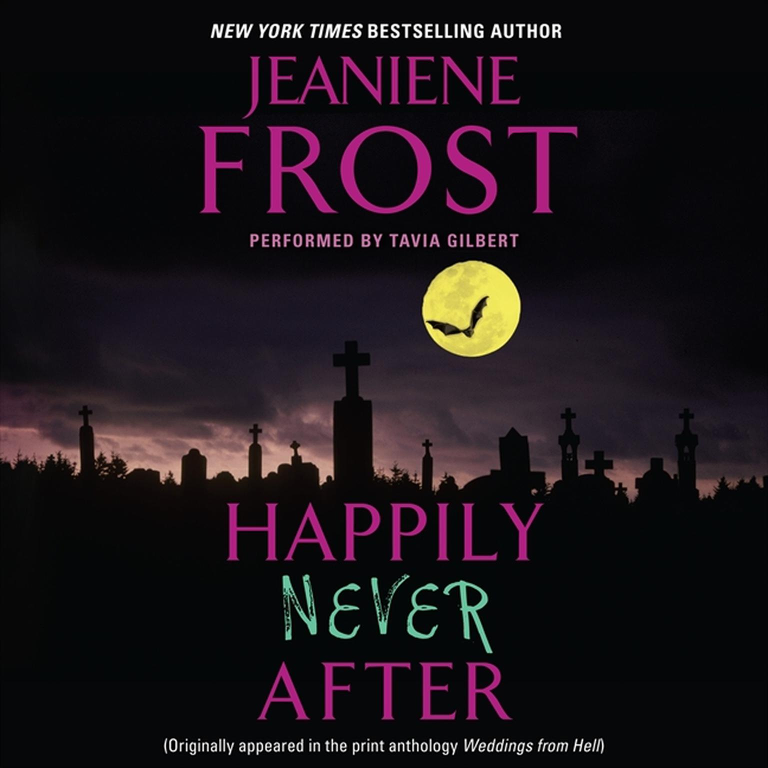 Printable Happily Never After Audiobook Cover Art
