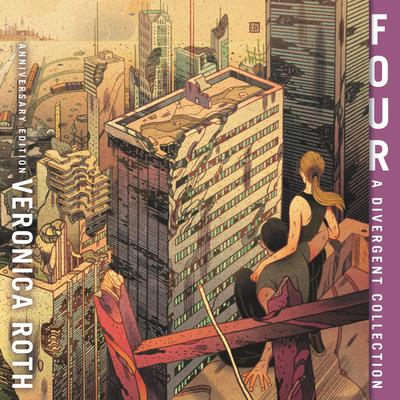 Four: A Divergent Collection Audiobook, by Veronica Roth