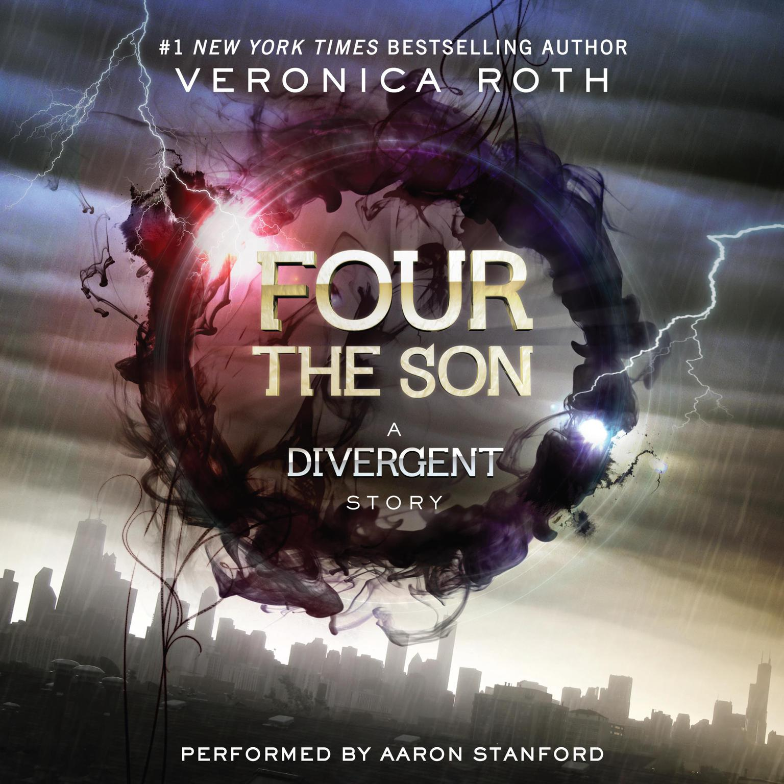 Printable Four: The Son: A Divergent Story Audiobook Cover Art