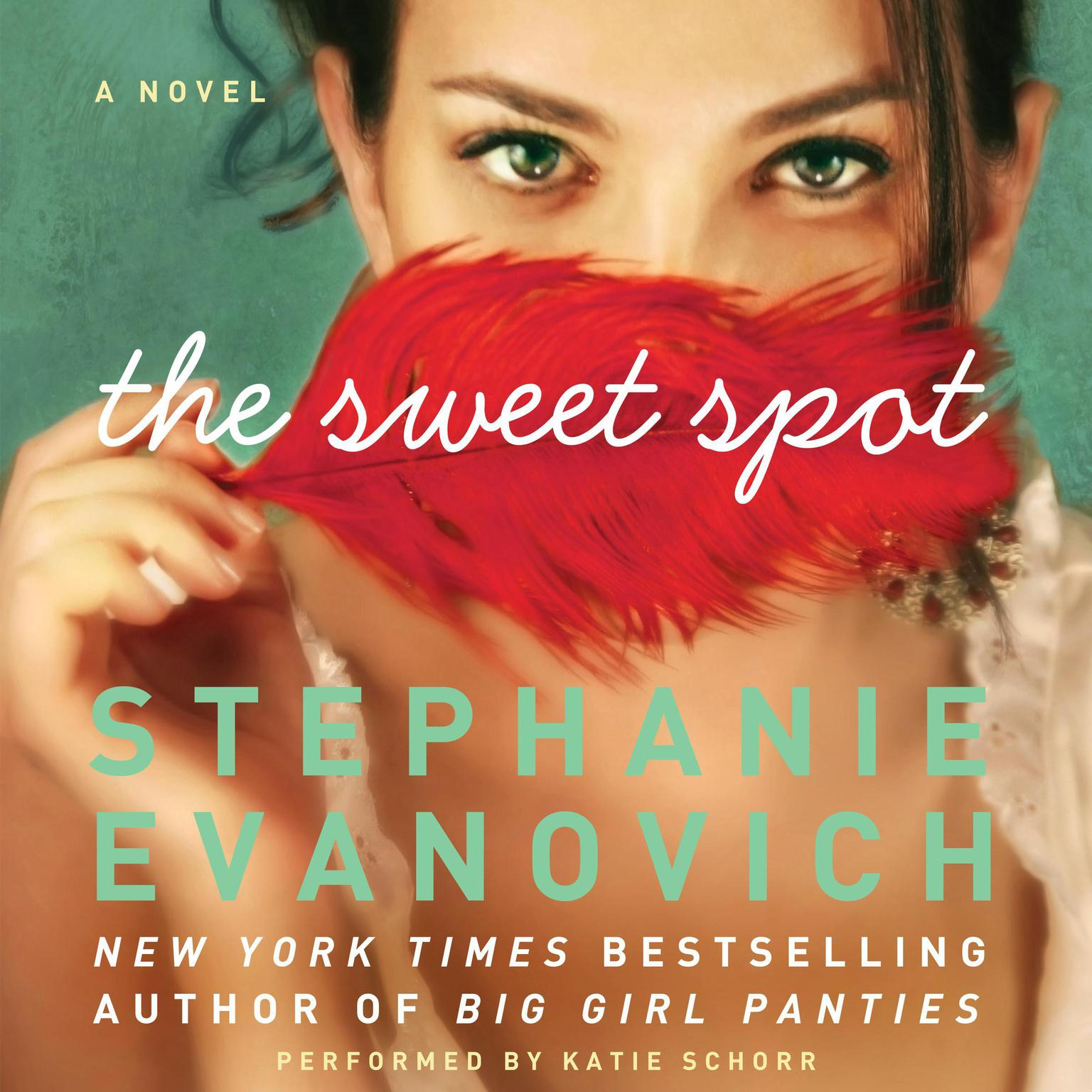 Printable The Sweet Spot: A Novel Audiobook Cover Art