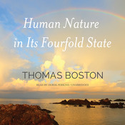 Human Nature in Its Fourfold State Audiobook, by Thomas Boston