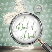 A Dash of Death Audiobook, by Claudia Bishop