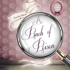 A Pinch of Poison Audiobook, by Claudia Bishop