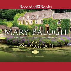 The Escape Audiobook, by Mary Balogh