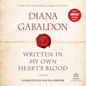 Written in My Own Hearts Blood, by Diana Gabaldon