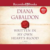 Written in My Own Hearts Blood Audiobook, by Diana Gabaldon