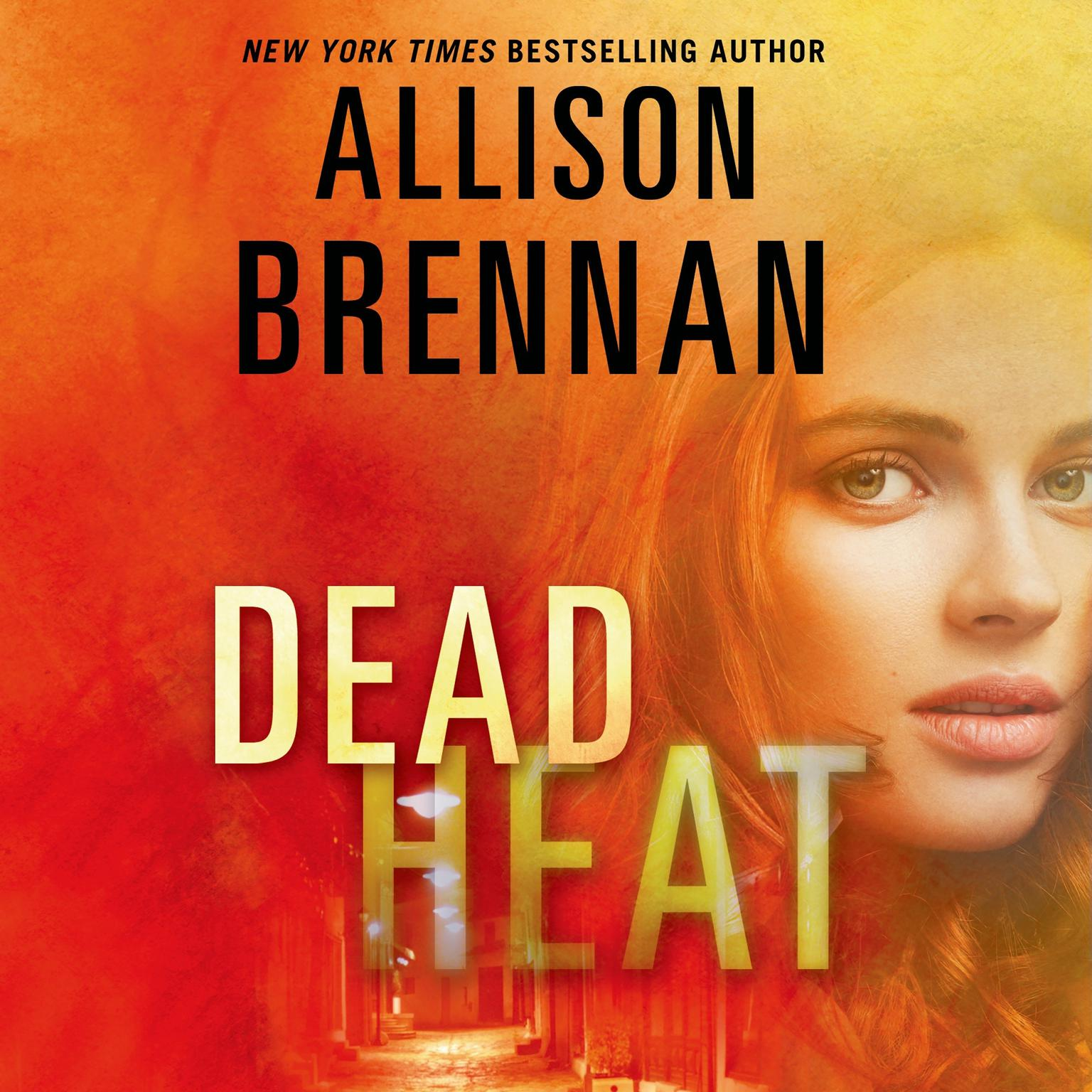 Printable Dead Heat Audiobook Cover Art