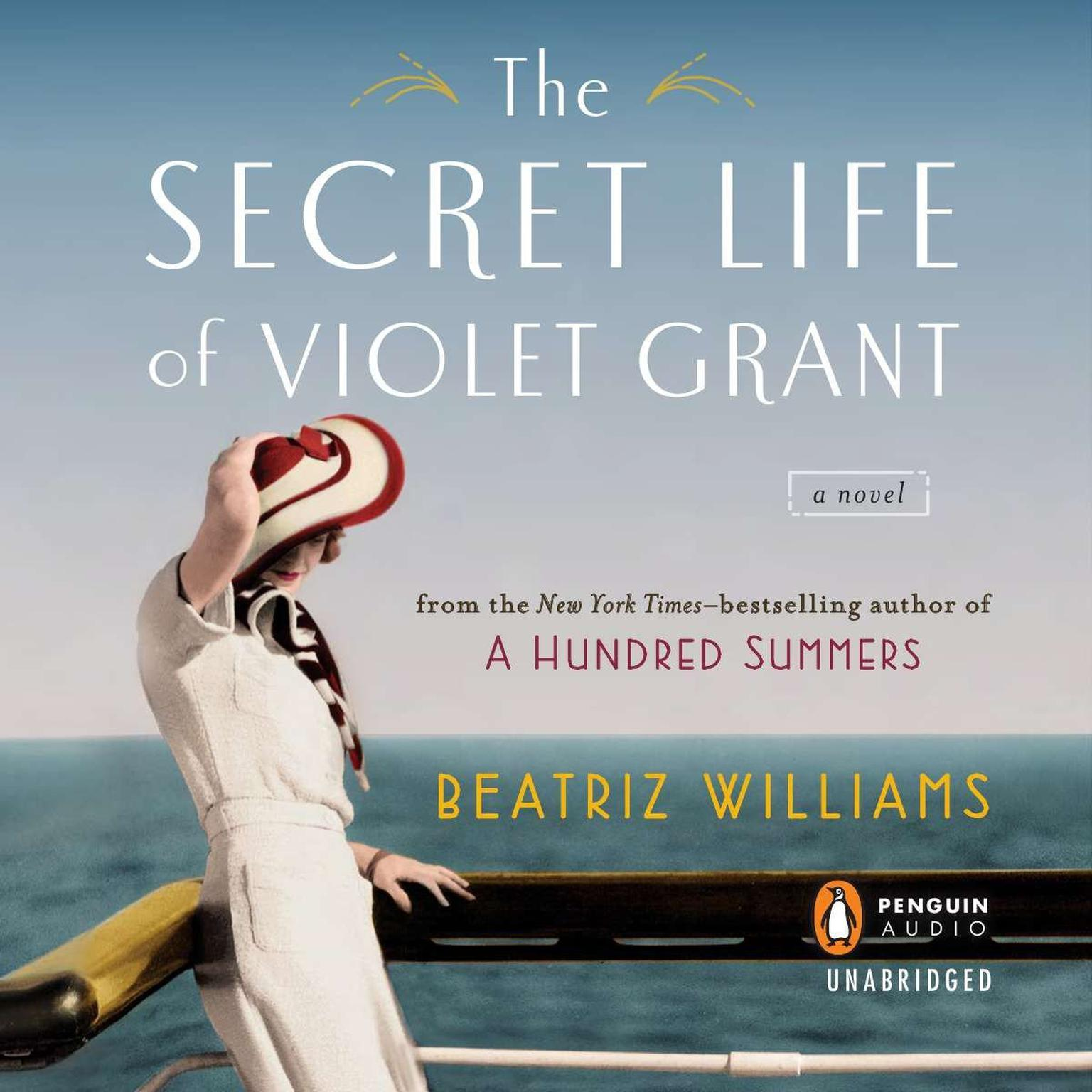 Printable The Secret Life of Violet Grant Audiobook Cover Art
