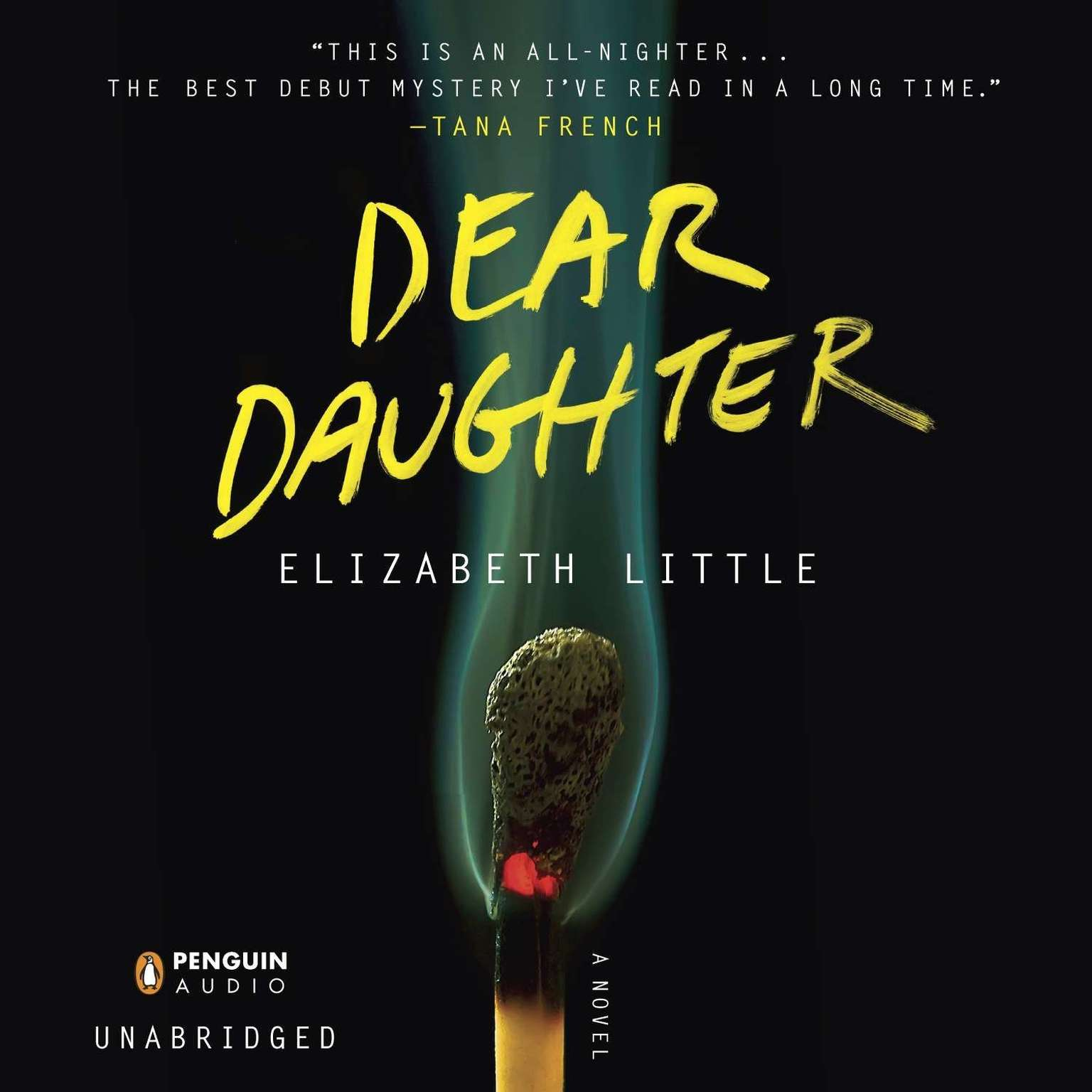 Printable Dear Daughter: A Novel Audiobook Cover Art