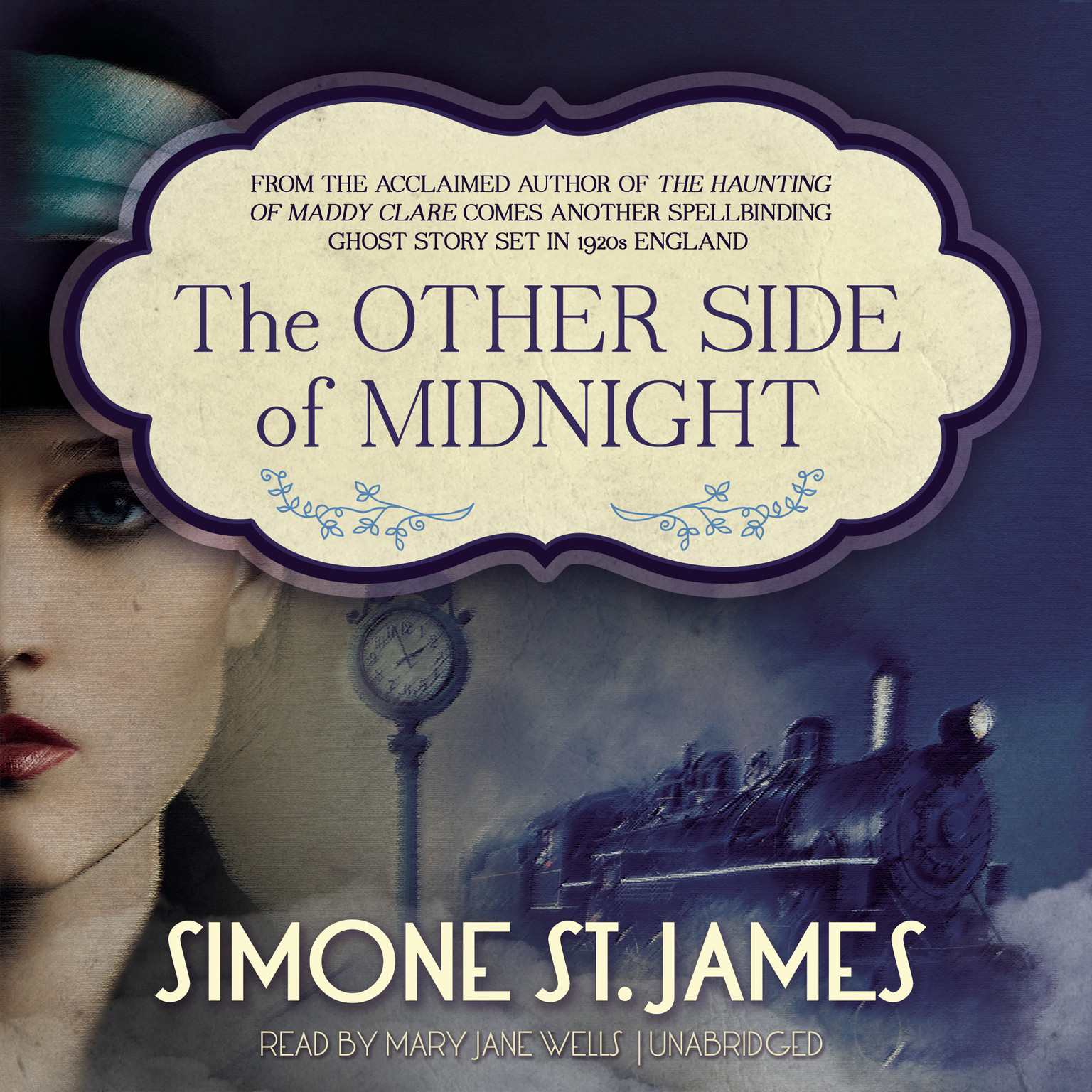 Printable The Other Side of Midnight Audiobook Cover Art