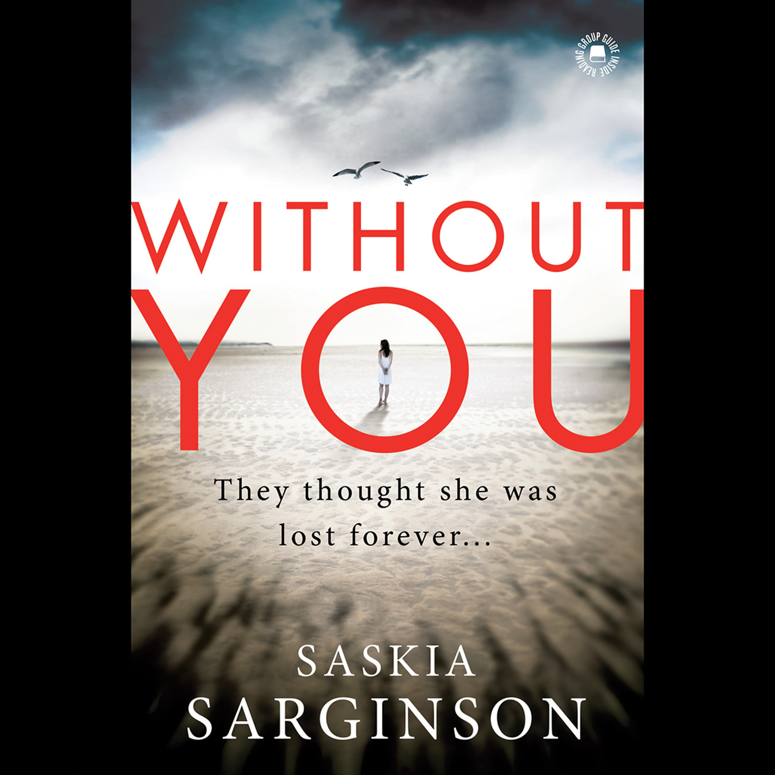 Printable Without You Audiobook Cover Art
