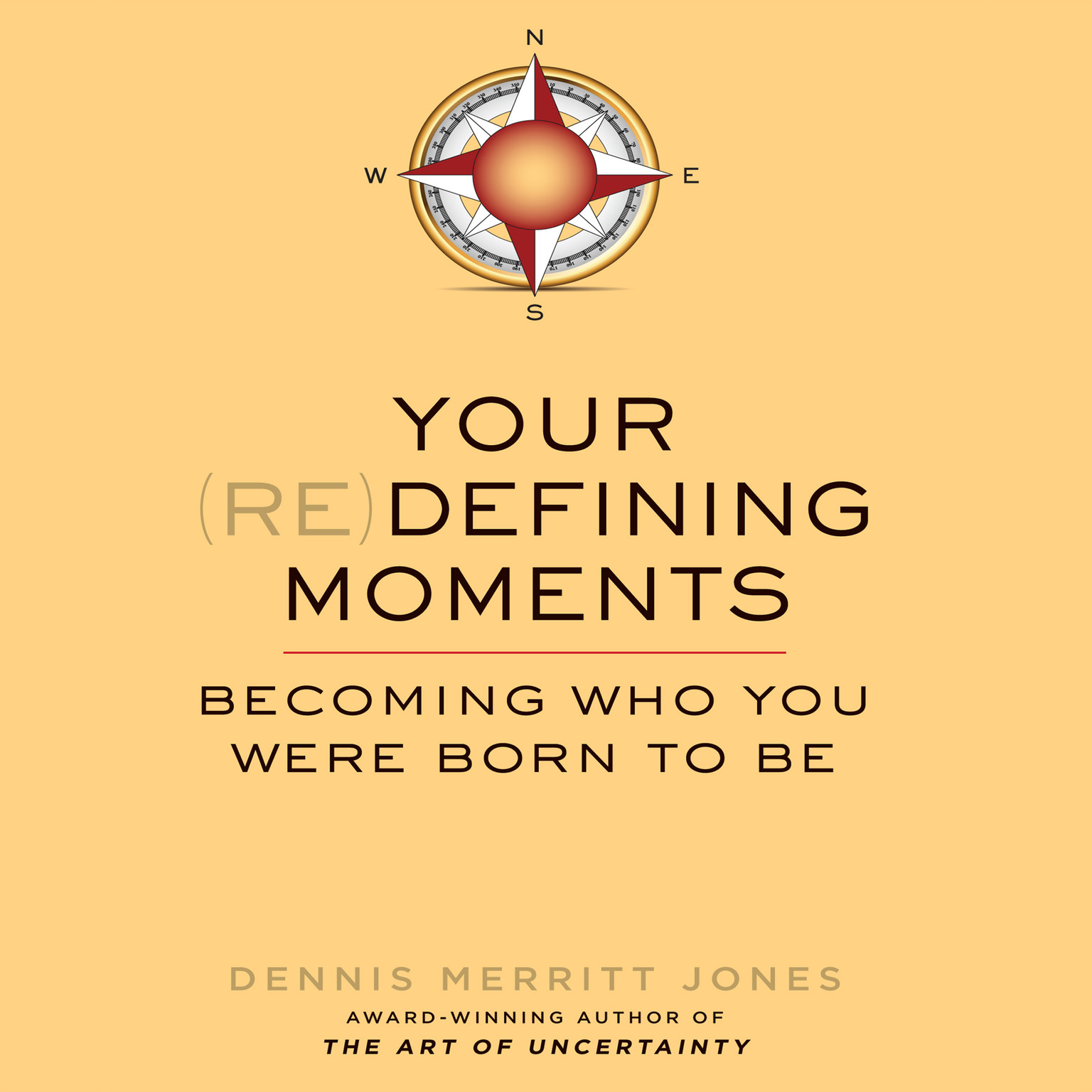 Printable Your Redefining Moments: Becoming Who You Were Born to Be Audiobook Cover Art