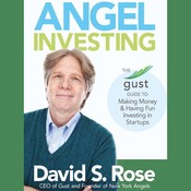 Angel Investing: The Gust Guide to Making Money & Having Fun Investing in Startups Audiobook, by David S. Rose