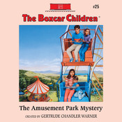 The Amusement Park Mystery Audiobook, by Gertrude Chandler Warner