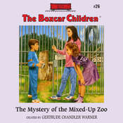 The Mystery of the Mixed-Up Zoo Audiobook, by Gertrude Chandler Warner