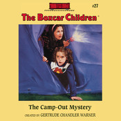 The Camp-Out Mystery Audiobook, by Gertrude Chandler Warner