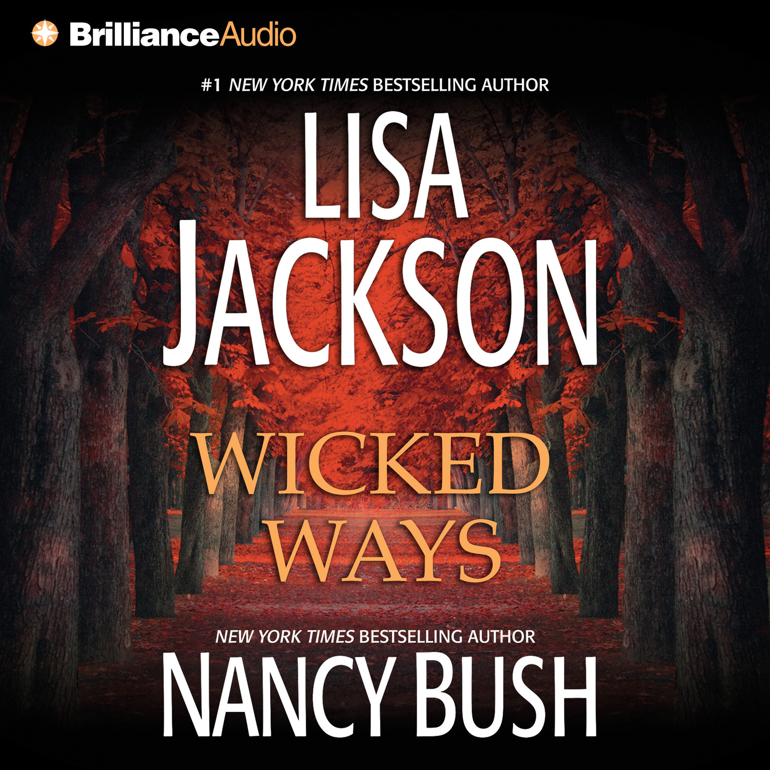Printable Wicked Ways Audiobook Cover Art
