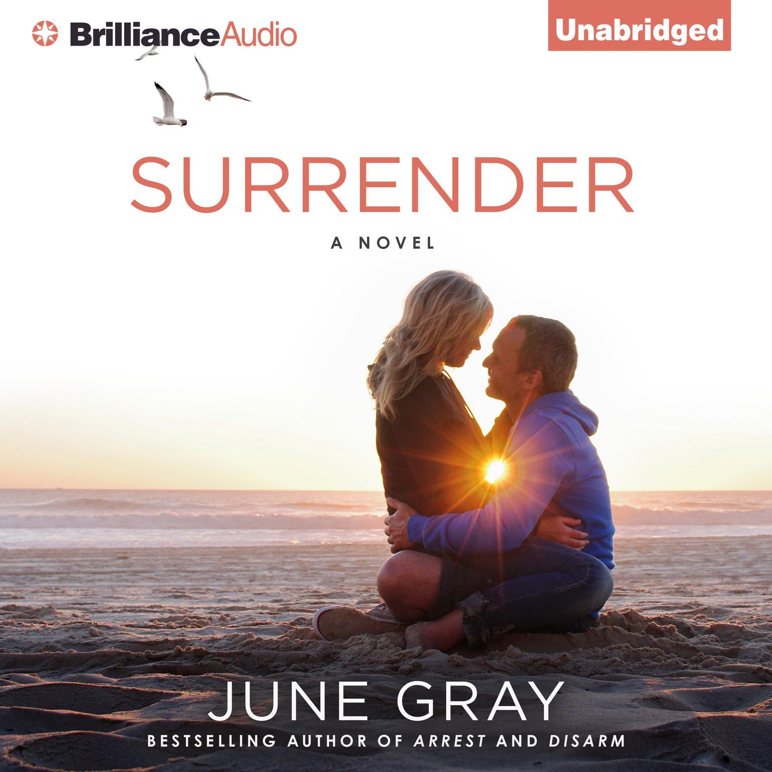 Printable Surrender Audiobook Cover Art