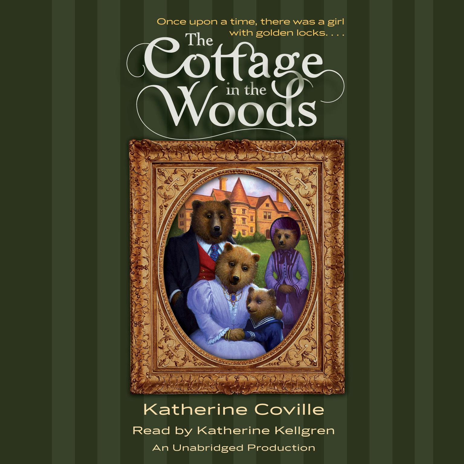 Printable The Cottage in the Woods Audiobook Cover Art