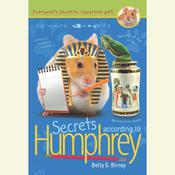 Secrets According to Humphrey, by Betty G. Birney