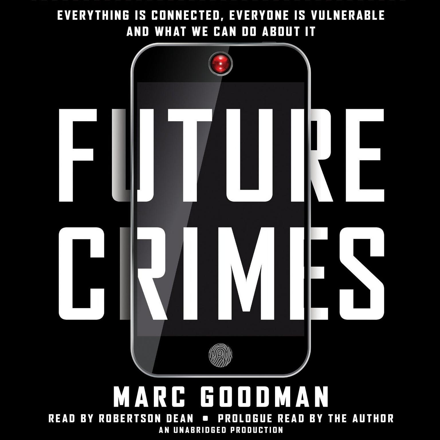 Marc goodman future crimes
