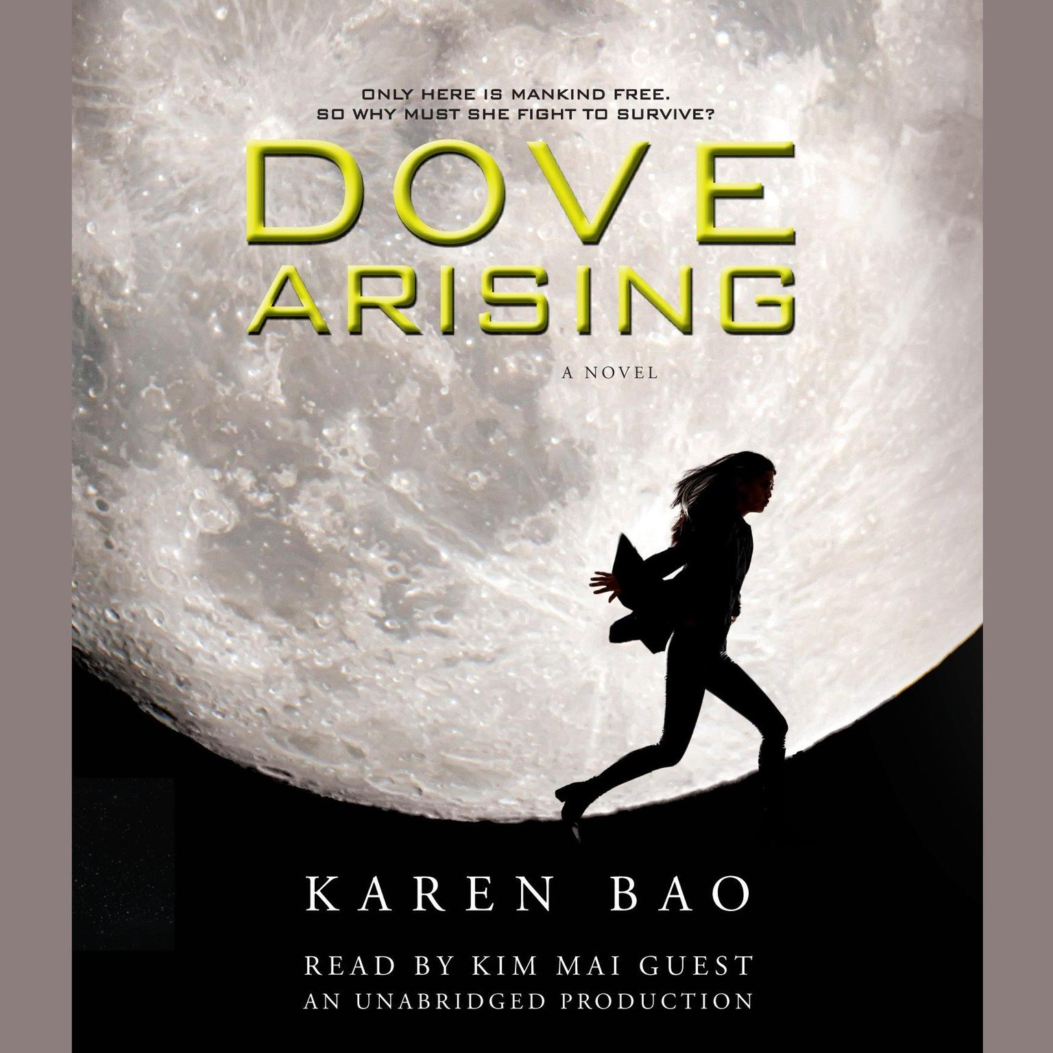 Printable Dove Arising Audiobook Cover Art