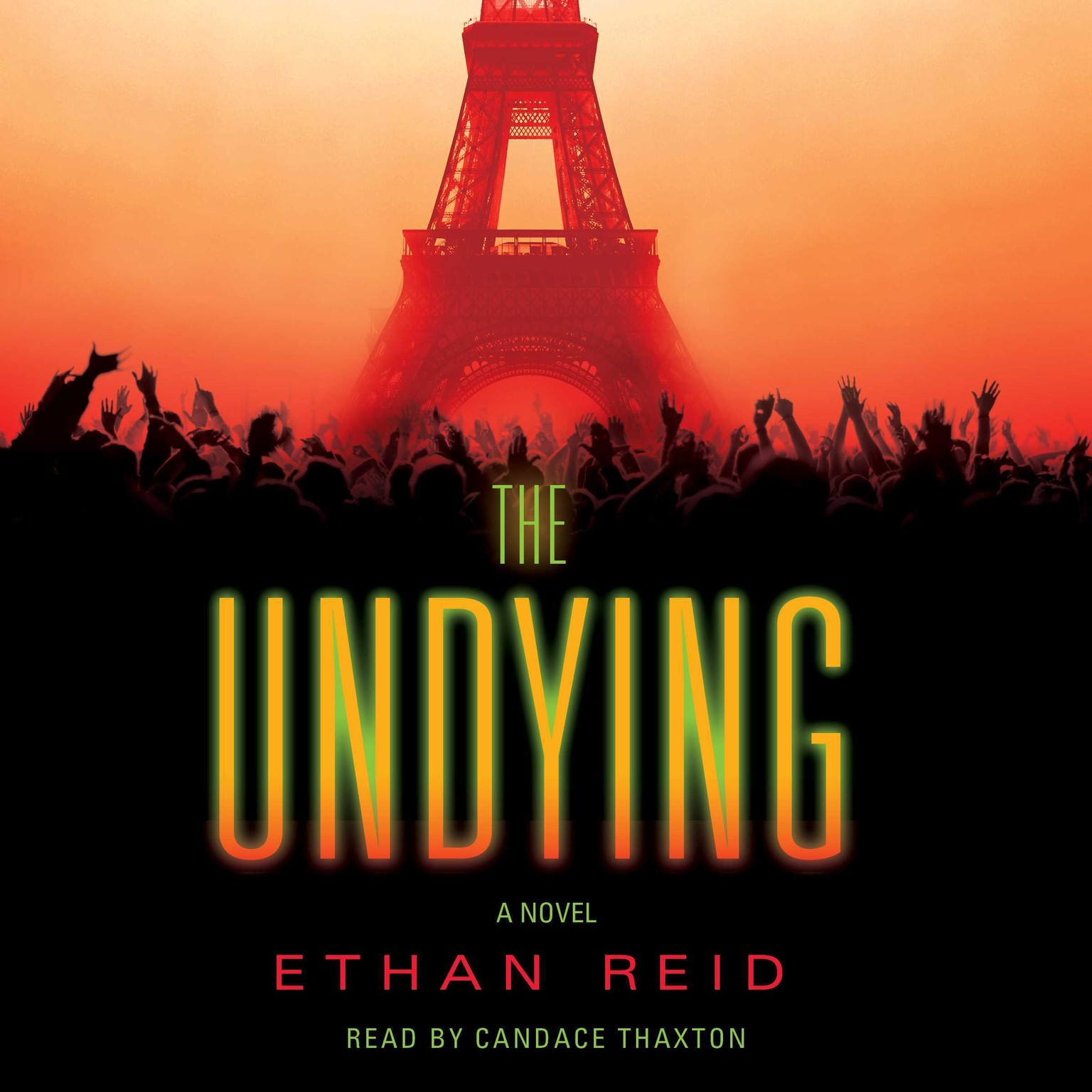 Printable The Undying: An Apocalyptic Thriller Audiobook Cover Art